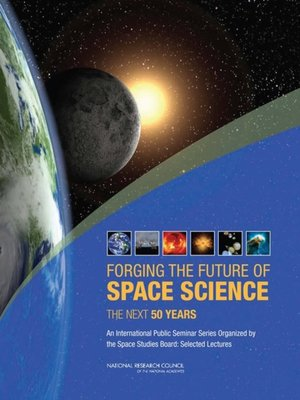cover image of Forging the Future of Space Science