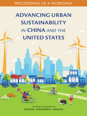 cover image of Advancing Urban Sustainability in China and the United States