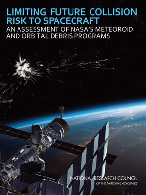 cover image of Limiting Future Collision Risk to Spacecraft