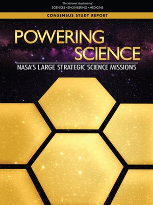 cover image of Powering Science