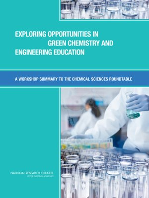 cover image of Exploring Opportunities in Green Chemistry and Engineering Education