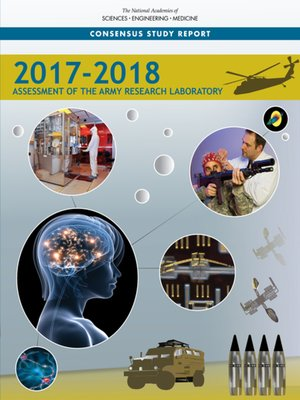 cover image of 2017-2018 Assessment of the Army Research Laboratory