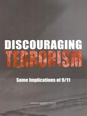 cover image of Discouraging Terrorism