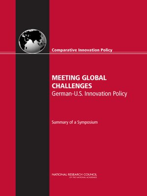 cover image of Meeting Global Challenges