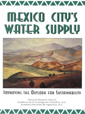 cover image of Mexico City's Water Supply