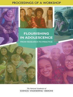 cover image of Flourishing in Adolescence