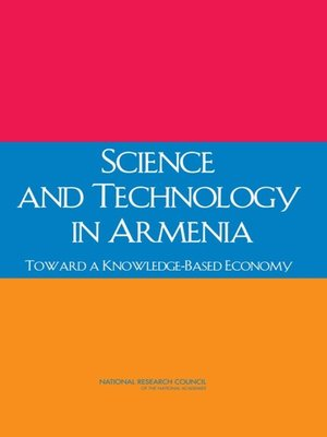 cover image of Science and Technology in Armenia