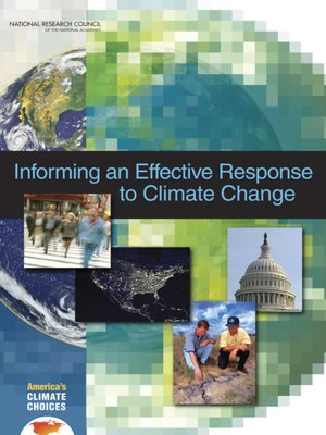 cover image of Informing an Effective Response to Climate Change