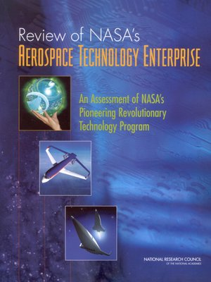 cover image of Review of NASA's Aerospace Technology Enterprise