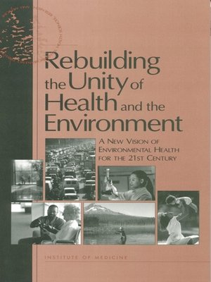 cover image of Rebuilding the Unity of Health and the Environment