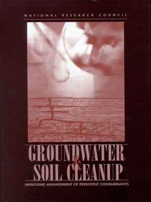 cover image of Groundwater and Soil Cleanup