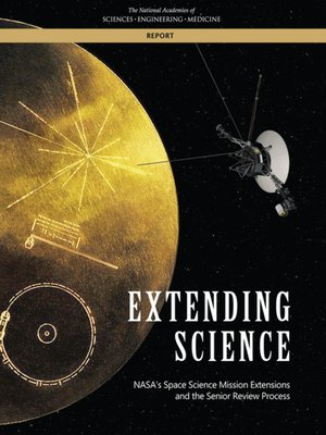 cover image of Extending Science