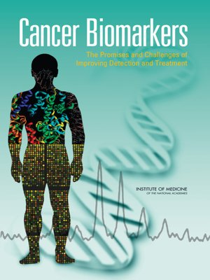 cover image of Cancer Biomarkers