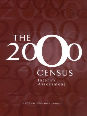 cover image of The 2000 Census