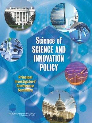 cover image of Science of Science and Innovation Policy