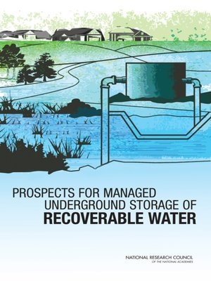 cover image of Prospects for Managed Underground Storage of Recoverable Water