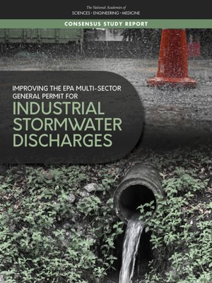 cover image of Improving the EPA Multi-Sector General Permit for Industrial Stormwater Discharges