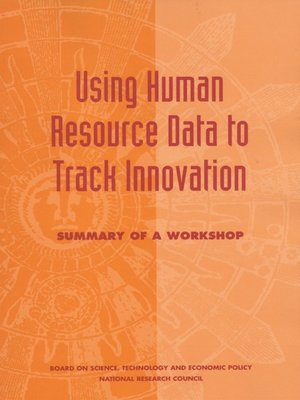 cover image of Using Human Resource Data to Track Innovation