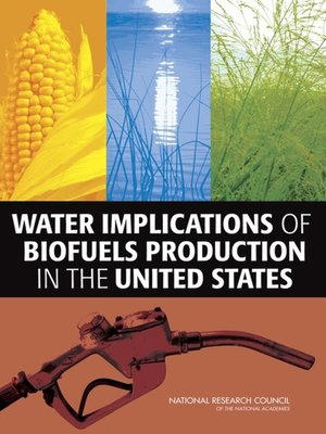 cover image of Water Implications of Biofuels Production in the United States