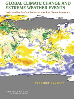 cover image of Global Climate Change and Extreme Weather Events