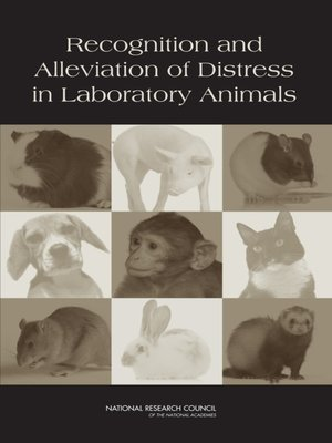 cover image of Recognition and Alleviation of Distress in Laboratory Animals