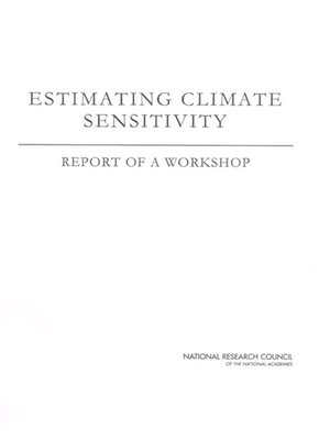 cover image of Estimating Climate Sensitivity