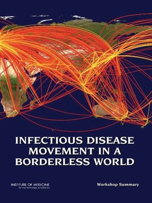cover image of Infectious Disease Movement in a Borderless World