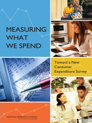cover image of Measuring What We Spend
