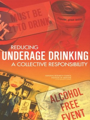 cover image of Reducing Underage Drinking