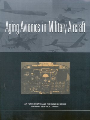 cover image of Aging Avionics in Military Aircraft