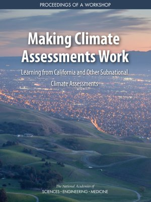 cover image of Making Climate Assessments Work