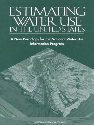 cover image of Estimating Water Use in the United States