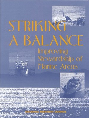 cover image of Striking a Balance