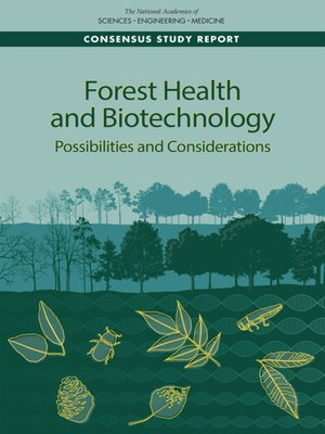 cover image of Forest Health and Biotechnology