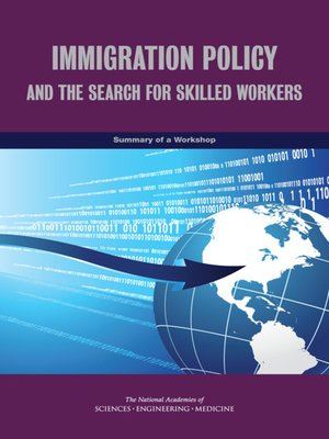 cover image of Immigration Policy and the Search for Skilled Workers