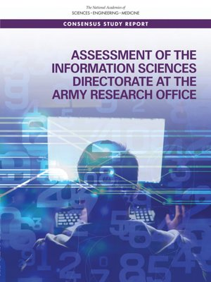 cover image of Assessment of the Information Sciences Directorate at the Army Research Office