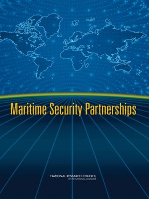 cover image of Maritime Security Partnerships