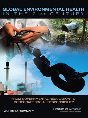 cover image of Global Environmental Health in the 21st Century