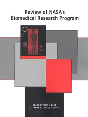 cover image of Review of NASA's Biomedical Research Program