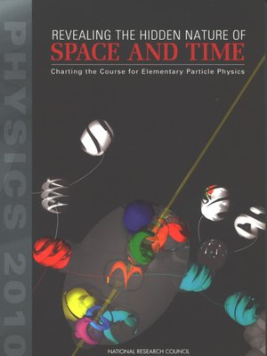 cover image of Revealing the Hidden Nature of Space and Time