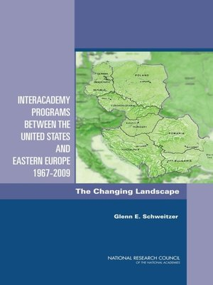 cover image of Interacademy Programs Between the United States and Eastern Europe 1967-2009