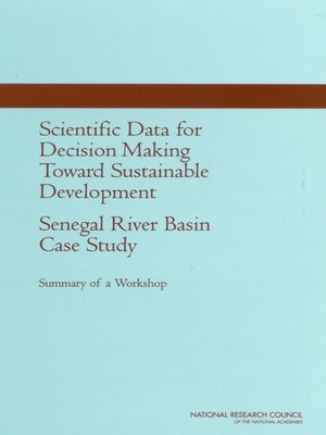 cover image of Scientific Data for Decision Making Toward Sustainable Development