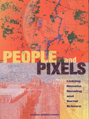 cover image of People and Pixels