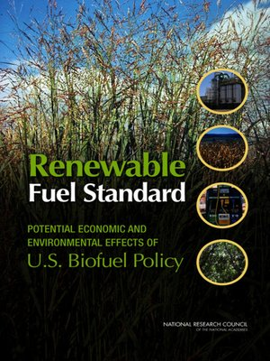 cover image of Renewable Fuel Standard