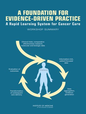 cover image of A Foundation for Evidence-Driven Practice