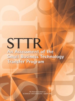 cover image of STTR