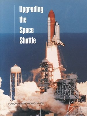 cover image of Upgrading the Space Shuttle