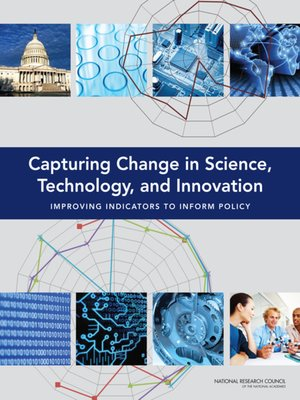 cover image of Capturing Change in Science, Technology, and Innovation