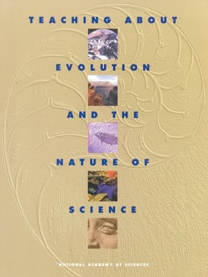 cover image of Teaching About Evolution and the Nature of Science