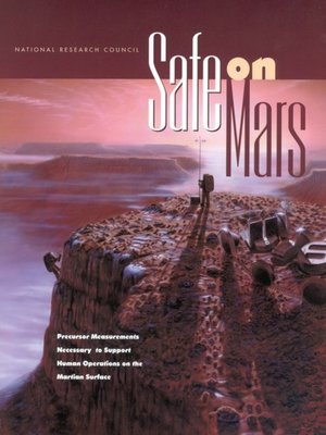 cover image of Safe on Mars